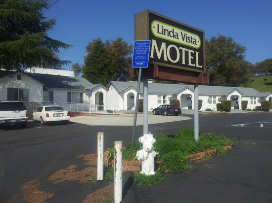 Linda Vista Motel: Main building