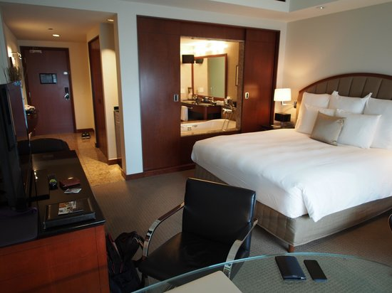 Park Hyatt Chicago: My room, a Park King