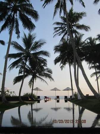 Apa Villa Thalpe: Great infinity pool
