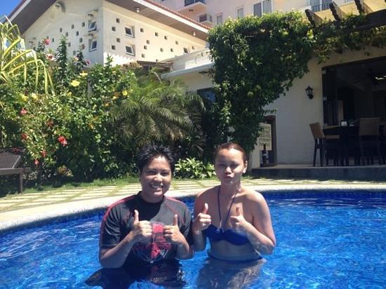โรงแรม โซฟเฟีย โบราเคย์: Hotel Soffia Boracay