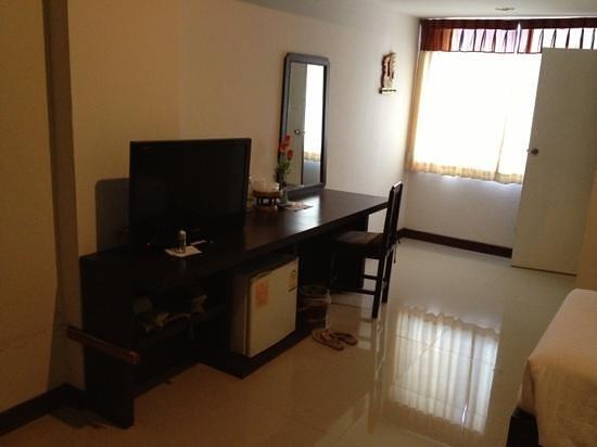 Buaraya Hotel Chingmai: Standart room