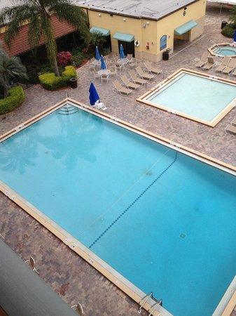 Holiday Inn Orlando SW - Celebration Area: Pool View