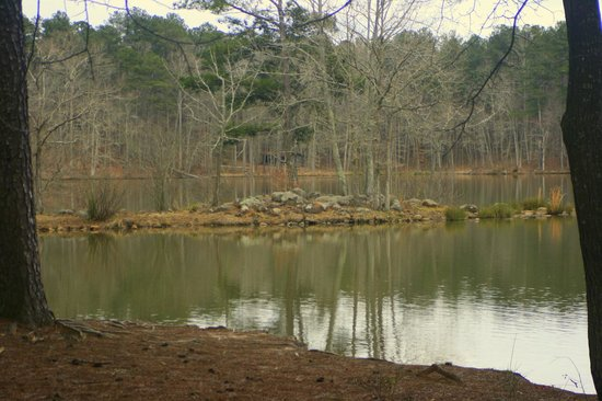 Fort Yargo State Park: Located at the picnic area