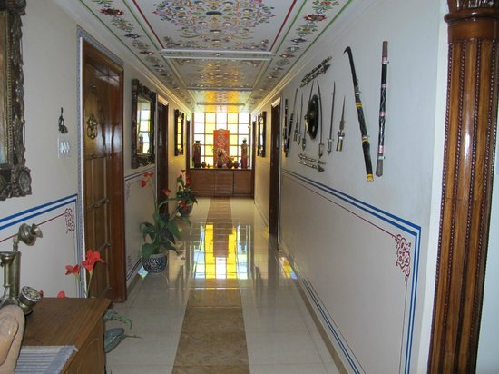 Sunder Palace Guest House: Inside hotel