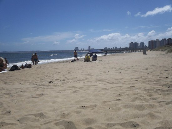 Bonne Etoile Hotel: Zona de playa