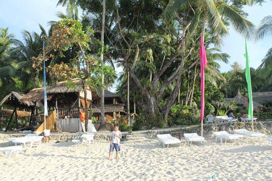 Coco Beach Island Resort Area