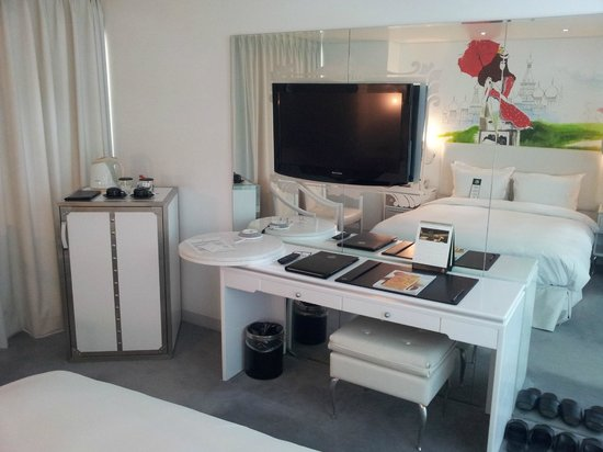 Imperial Palace Boutique Hotel: Room