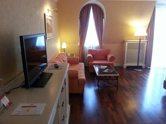 Hotel Vier Jahreszeiten Kuehlungsborn: room