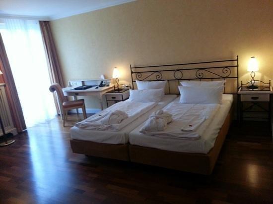 Hotel Vier Jahreszeiten Kuehlungsborn