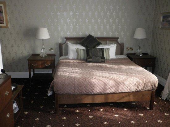 Carnbooth House Hotel: The Hazel Room