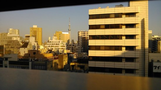 Sutton Place Hotel Ueno : view