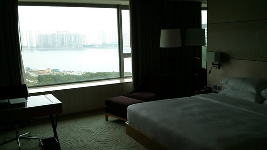 Hyatt Regency Hong Kong Sha Tin: Harbor View
