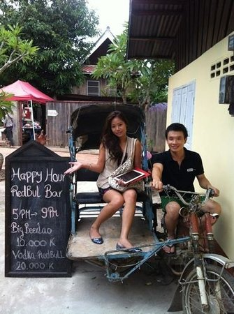 Redbul Bar: happy hour