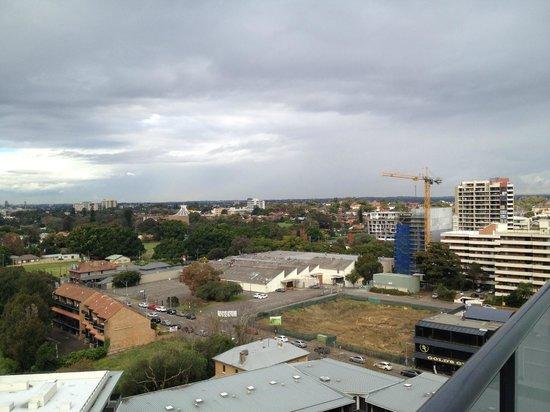 Meriton Suites George Street, Parramatta: view of Parramatta