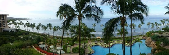 Hyatt Regency Maui Resort and Spa: View