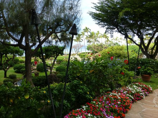 Hyatt Regency Maui Resort and Spa: Gardens