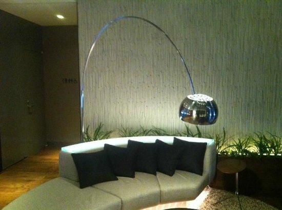 Lounge - Picture of Solaria nishitetsu hotel Ginza, Chuo - TripAdvisor