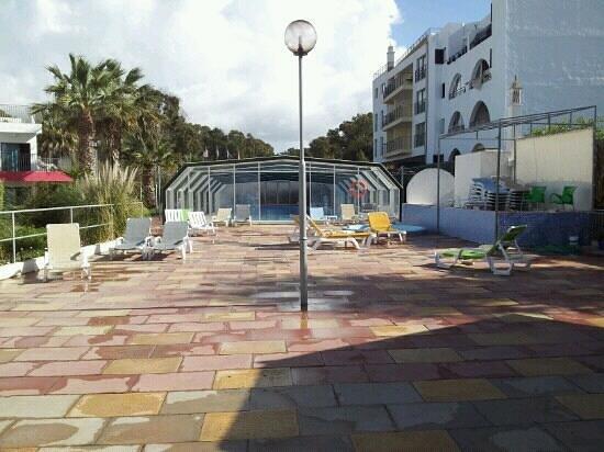 Bayside Salgados: pool area