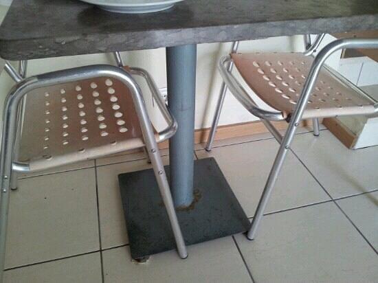Bayside Salgados: kitchen furniture