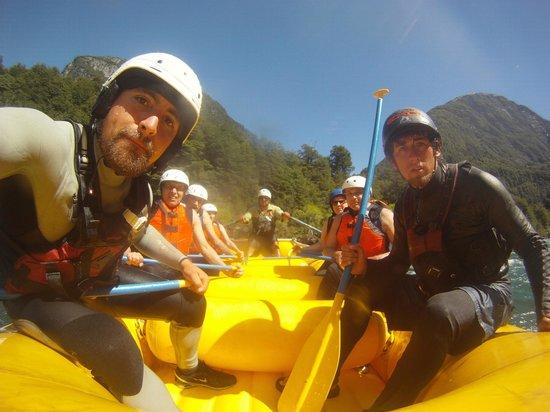 Patagonia Elements : Rafting On the Futaleufu River Chile