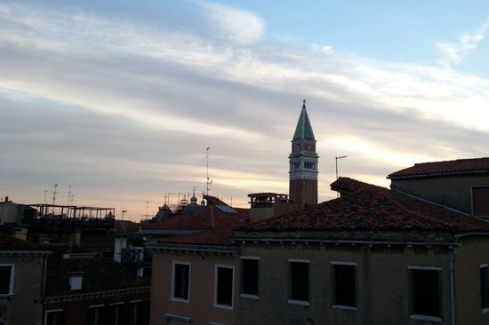 Residence Corte Grimani: Sunrise From Hotel Room - Top Floor