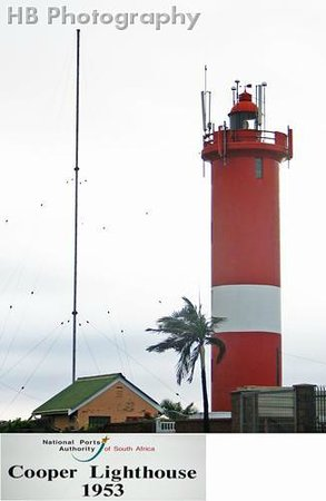 Ocean Blue Guesthouse: Bluff Lighthouse nearby
