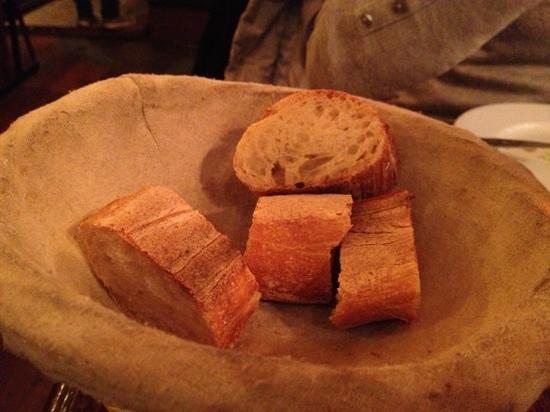 Le Preau: bread