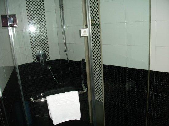 Grand Skylight Hotel Shenzhen: bath