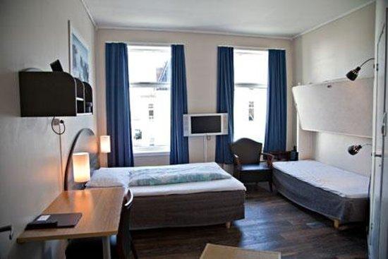 Sjoglott Hotel: Family room