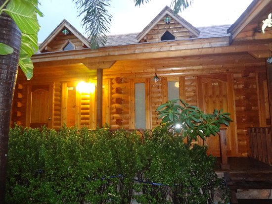 Log Home Boutique Hotel : Les chambres
