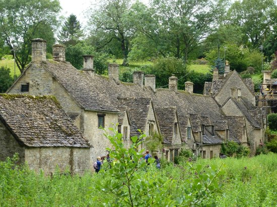 Bibury, UK: Arlington Row