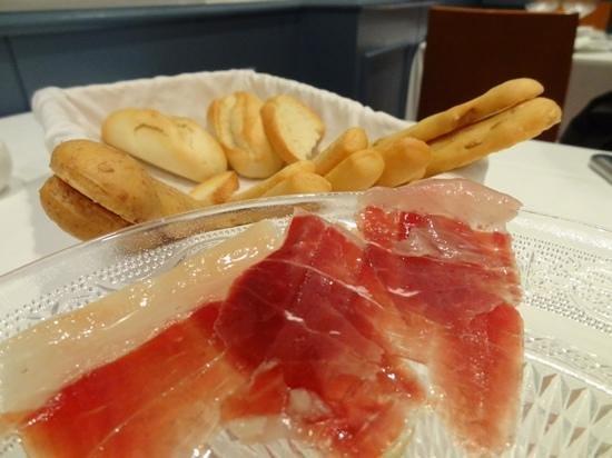 Morgado : local, fresh ham