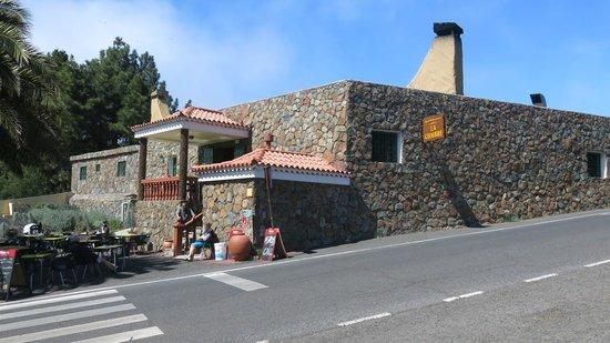 Restaurante Grill La Cumbre