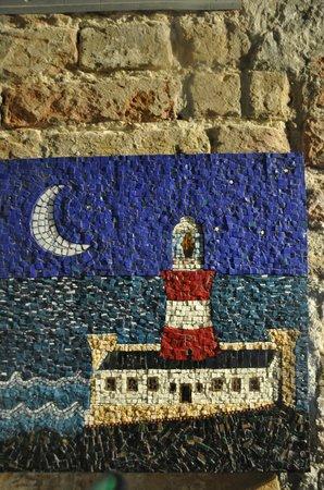 Alice in Wonderland Fine Arts Gallery : Spectacular mosaic