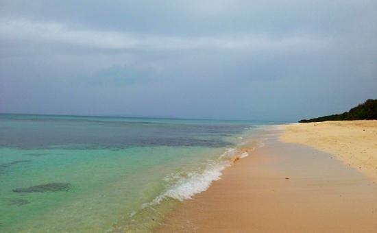 Nagamahama Beach Coast: 穴場!