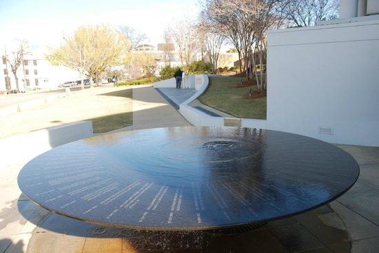 Montgomery, AL: The monument