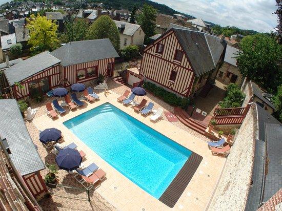أوتيل لإكرين: Hotel l'Ecrin