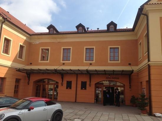 Wellness & Congress Hotel Dvorak Tabor: beautifull hotel, nice rooms ...this is hotel Dvorak