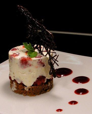 Anderson's Restaurant: Cranachan Cheesecake
