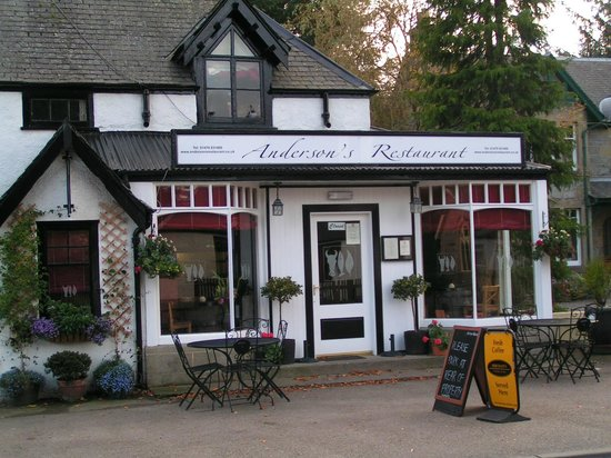 Image Anderson's Restaurant in Highlands and Islands