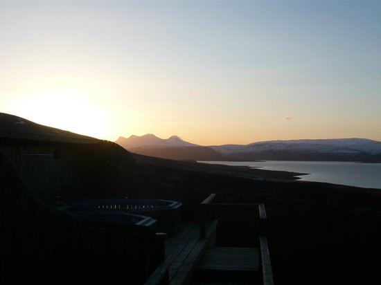 Akranes, IJsland: from our room