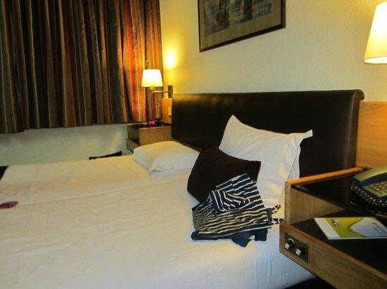 BEST WESTERN Hotel Inca: Habitacion doble