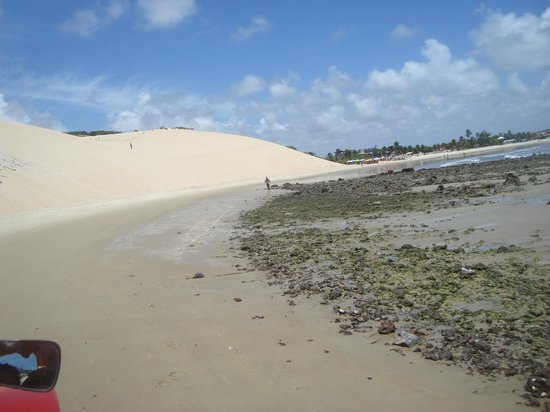 Praia de Genipabu: maravilha