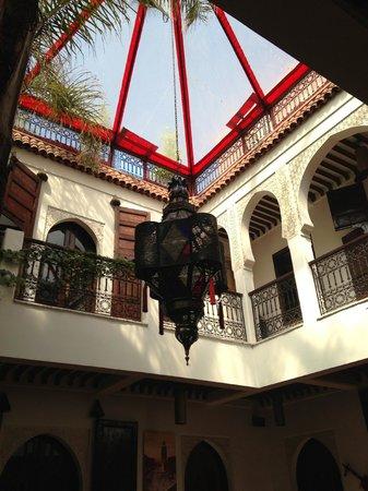Riad La Porte Rouge: Roof
