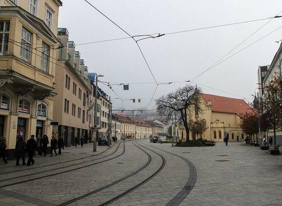 Obchodna (ulica) Street