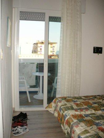 Hotel Ettoral: Vista dalla camera