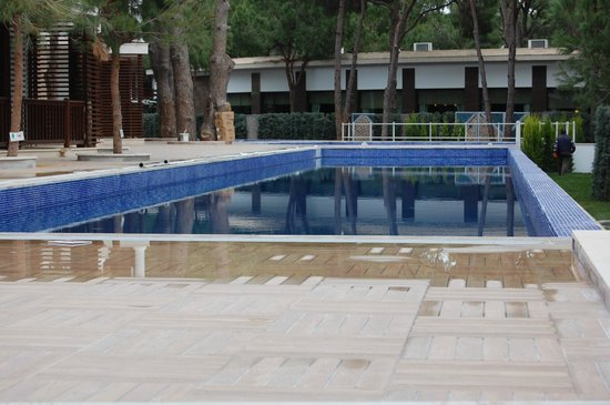 Voyage Belek Golf & Spa: New pool for new rooms