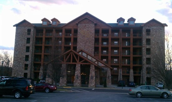 Westgate Branson Woods Resort: Check in and business center