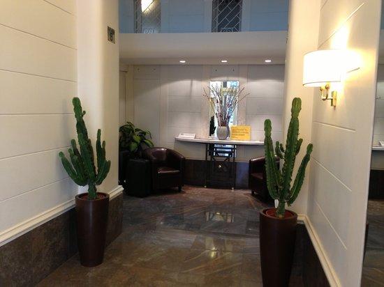 Trianon Borgo Pio Residence: Lobby