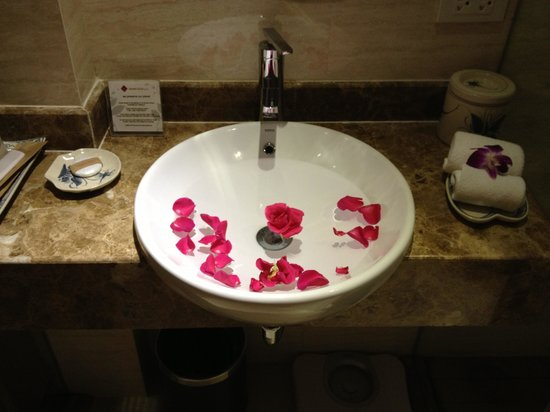 Hanoi Elite Hotel: Bathroom